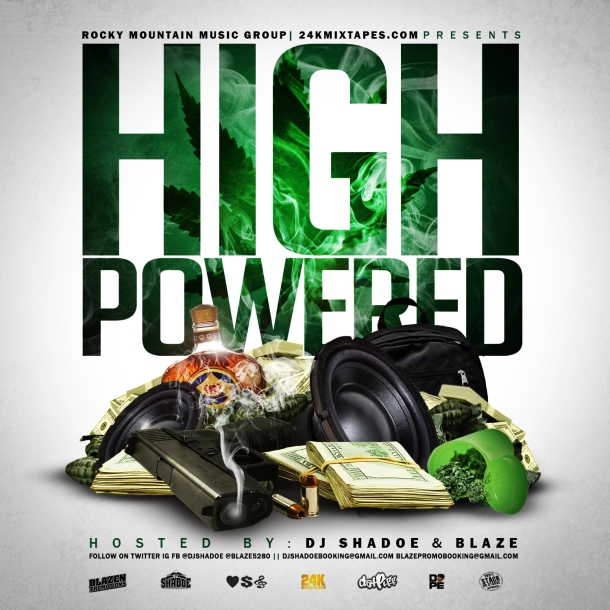High Powered cover art
